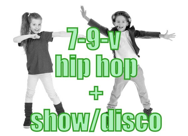 7-9-v hip hop 2 + 7-9-v show/disco 2